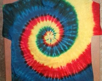 2XL Tie Dye shirt