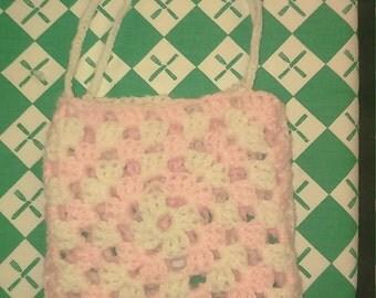 Little crocheted bag