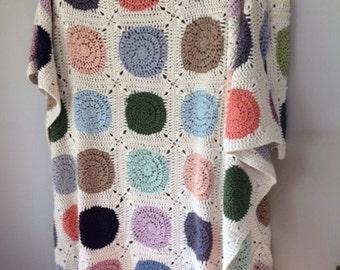 Beautyfull crochet plaid
