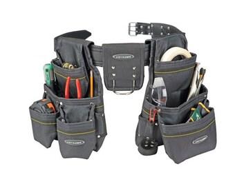21 pocket tool belt