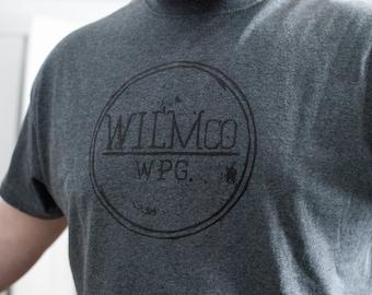 WILMco logo tshirt