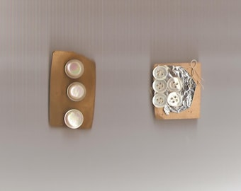 Removable M-O-P buttons