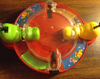Mini Hungry Hungry Hippos Game