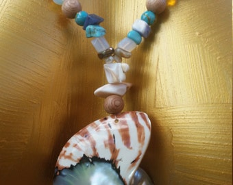 Water Goddess Necklace
