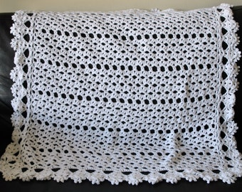 Cherished Reminder Crochet Baby Blanket