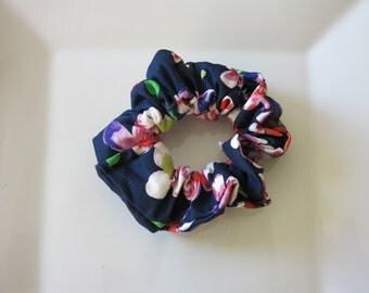 Japanese Blossom Scrunchie