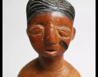 A pretty Ewe Tribe Venavi doll Ghana