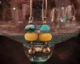 Dangle Earrings sweet & soft