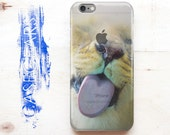 Phone 6s Case Leo iPhone 6 Case Lion iPhone 6 Plus Case Animal 6s Plus Apple Case 5 Case Cute iPhone 5s Case Clear Cover 5c Love Apple Case