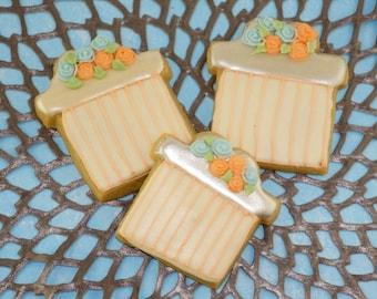 Gift Box Cookies!