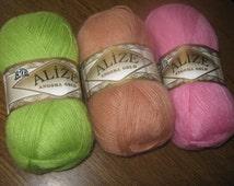 Angora Gold, angora yarn, mohair yarn, angora wool,  angora yarn for knitting, crochet yarn, hand knitting yarn, yarn for sale
