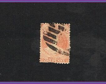 1863 New Zealand Postage Stamp  - SCV 425.00