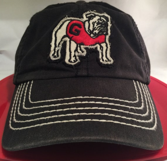 Georgia Bulldog Fitted Hats: Georgia Bulldogs How Bout Them Dawgs Fitted By