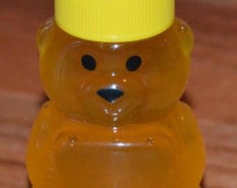 2oz Mini Honey Bear Favor