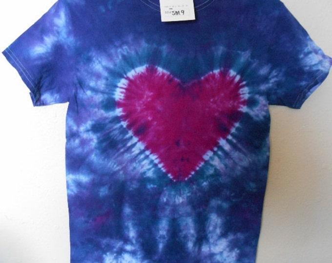 100% cotton Tie Dye T-shirt MMSM9 size Small