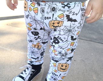 Halloween Mix - Baby Leggings, Toddler Leggings