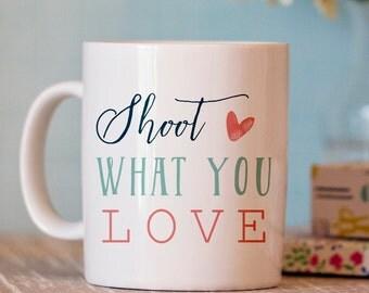 Photographer Mug - Photography coffee mug - camera coffee mug - cute coffee cups - inspirational coffee mug