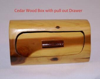 Cedar Wood Box