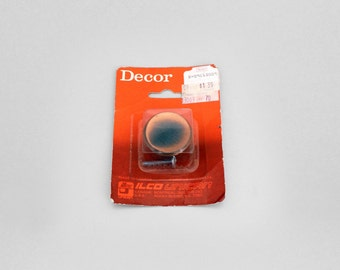 Copper Knobs for Drawers or Cabinets Deadstock (4 Available)