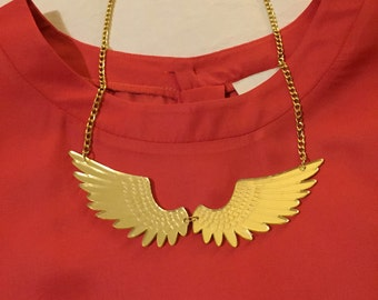 Angel Wings Necklace - New