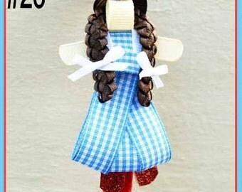 Wizard of Oz - Dorothy Sculpture headbands