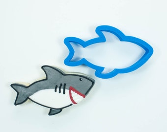 Chubby Shark Cookie Cutter