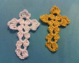 20 Crochet crosses