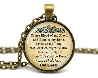Items Similar To The Original Hand Stamped Quot Outlander