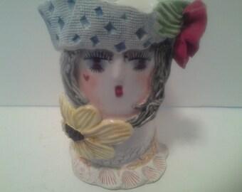 Girly vase