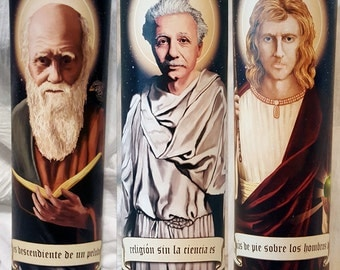Saints of Science Fathers of Modern Science Trinity