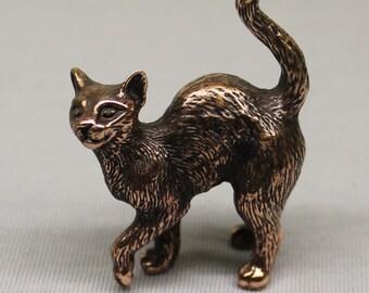 Figurine Cat Large