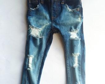 Jamie style skinny jean