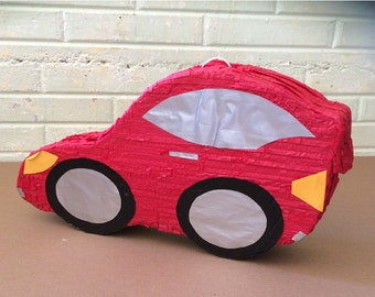 Red Car pinata