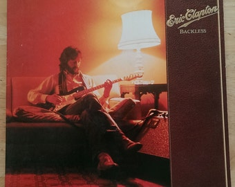 Eric Clapton - Backless - RS-1-3039 - 1978