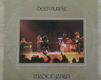 Deep Purple - Made In Japan - 2WS-2701 - 1972 (1975 US Reissue) - VG-