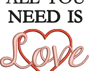Instant Download: All You Need is Love