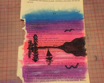 Book Paintings to order
