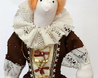 Queen Elizabeth I Doll