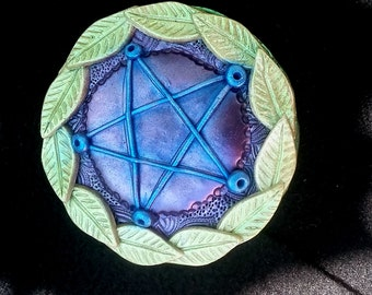 Pentacle Alter Tile