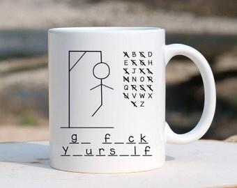 Funny Coffee Mug, Funny Mug, Funny Coffee Cup, Funny, Unique Coffee Mug, Funny Gift, Gift Idea, Birthday Gift, Ceramic Mug, Coffee Lover