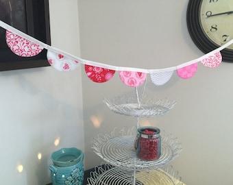 Valentine's Day Bunting/Banner