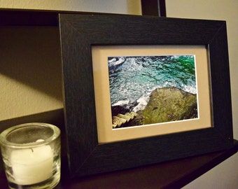 Sea Splash Framed Picture