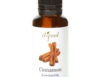 100% Pure Essential Cinnamon Oil