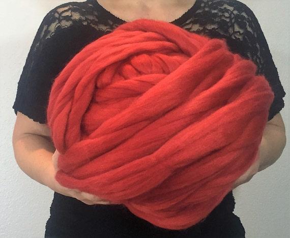 merino wool yarn super chunky yarnchunky knit yarn super. Black Bedroom Furniture Sets. Home Design Ideas