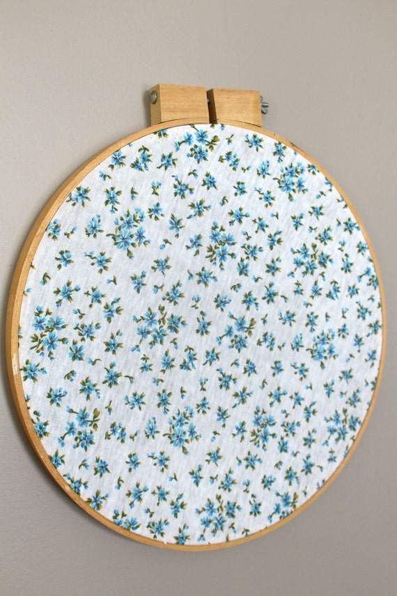 Fabric Embroidery Hoop Wall Art - Elitflat