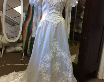 Vintage Wedding gown #7