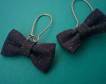 Loops of the evening - earrings