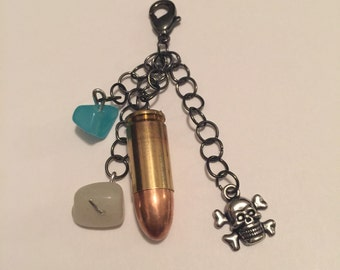 Bullet Necklace Pendant