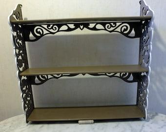 Shelf vintage 50s