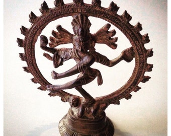 Bronze Shiva Statue (Small)